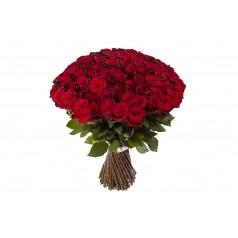 Закат (31 роза)