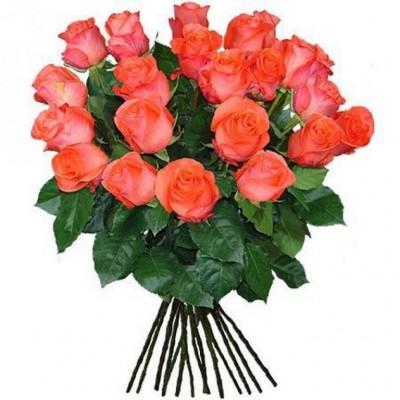 Гармоничная (23 розы)