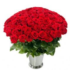 Непредсказуемая 101 роза