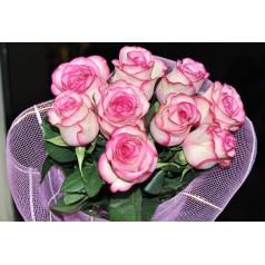 Карусель (9 роз)
