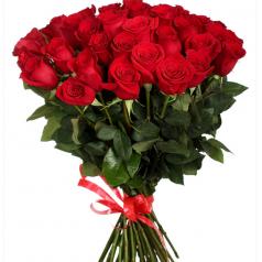 Радость (35 роз)