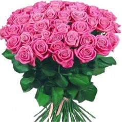 Букет Розовая (35 шт)