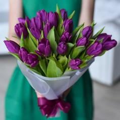 Букет тюльпанов Вдохновение
