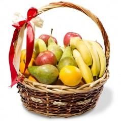 Корзина фруктов Яблочная
