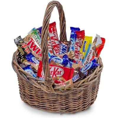 Корзина Шоколад