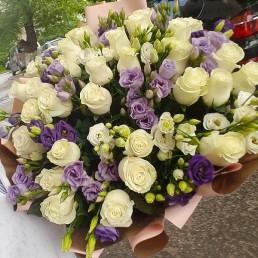 Букет из роз Весенний