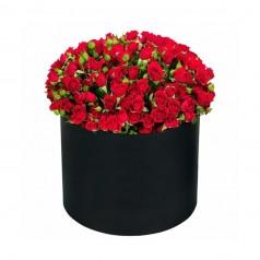 Букет Кустовые (13 роз)