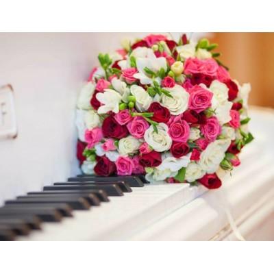 Малина (15 роз)