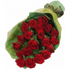 Букет Салатовый (23 розы)