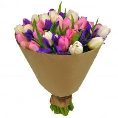 Тюльпаны Ириска