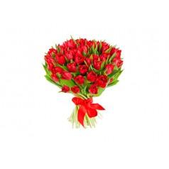 Букет тюльпанов Акапулько