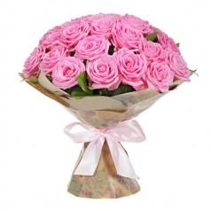 Букет Топаз (21 роза)