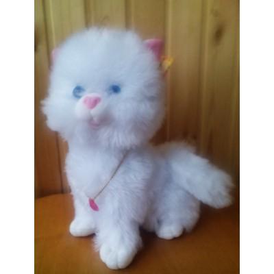 Котенок Пышка  (мягкая игрушка)