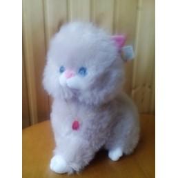 Котенок игрушечный
