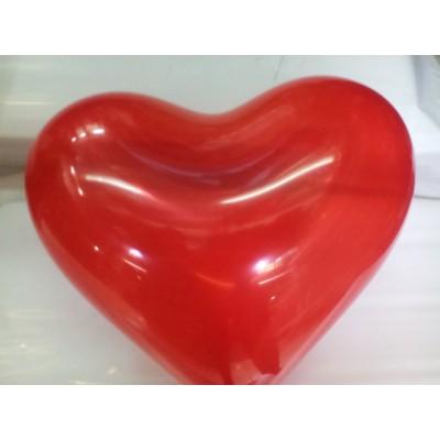 Гелиевые шары Латекс Сердце