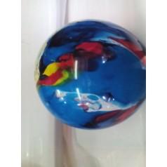 Гелиевый шарик Мрамор
