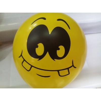 Гелиевый шар Смайлик