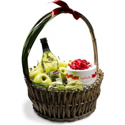 Корзина фруктов Рафаэлло