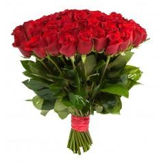 Букет Росса (35 роз)