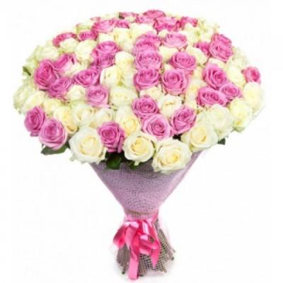 Радость моя 101 роза