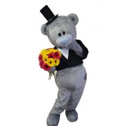 Мишка Тедди у Вас дома с поздравлением