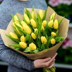 Букет тюльпанов Лучик