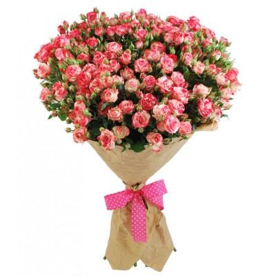 Отзывчивая (21 роза)