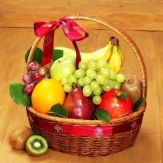 Корзина фруктов Киш-Миш