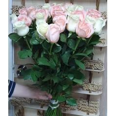 """Букет роз """"Жемчужина"""" 31 шт"""