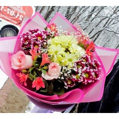 """Букет цветов """"Баккара"""""""