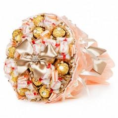 Букет конфет Сладкоежка
