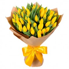 Букет тюльпанов Стелла