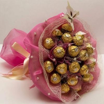 Букет конфет Ясное утро