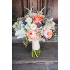 Купальница - букет невесты